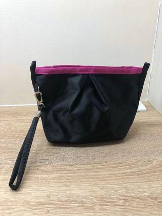 多功能船型化妝包 收納包 隨身包 手拿包