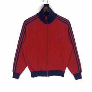 Vintage Adidas Tracktop Jacket