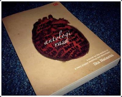 antologi rasa - ika natassa novel metropop
