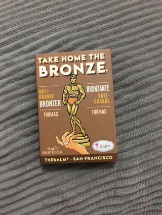 The balm take home the bronze SHADE THOMAS (best seller)