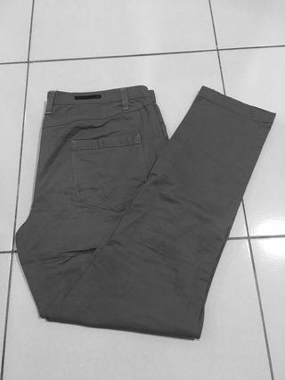 極新✨灰色休閒長褲