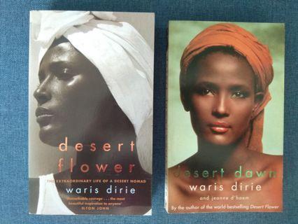 Desert Dawn + Desert Flower