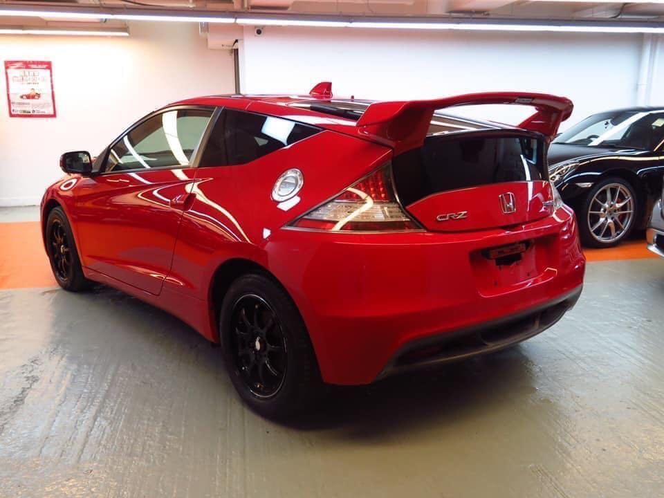 2010 Honda CRZ Hybrid