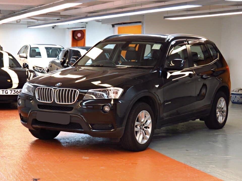 2011 BMW X3 XDRIVE28IA