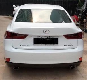 2013 Lexus IS 250 F-Sport Version (Used)