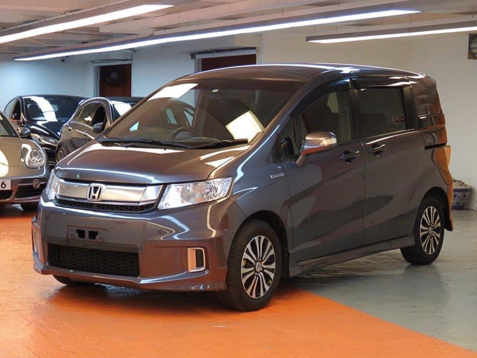 2014 HONDA FREED SPIKE HYBRID
