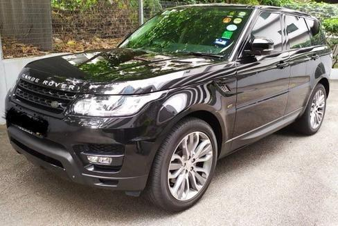 2014 Land Rover Range Rover Sport HSE Dynamic Version (Petrol)    (Used)
