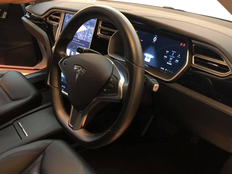 2016 Tesla MODEL S 70D Facelift