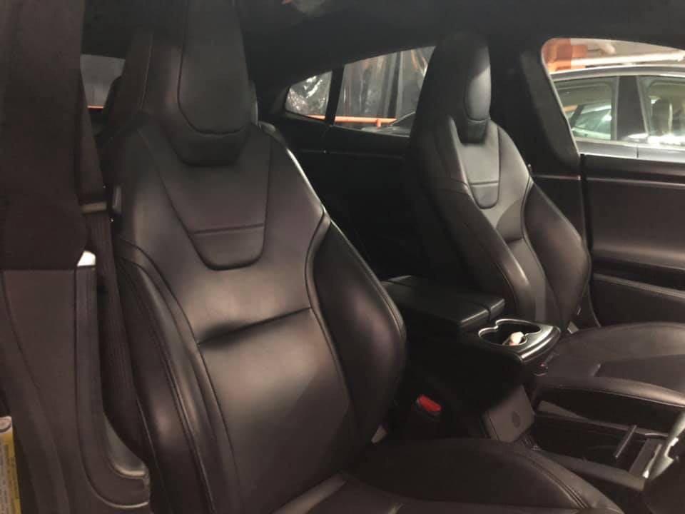 2016 TESLA MODEL S 90D FACELIFT
