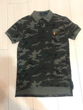 RALPH LAUREN POLO衫 (迷彩限量款)