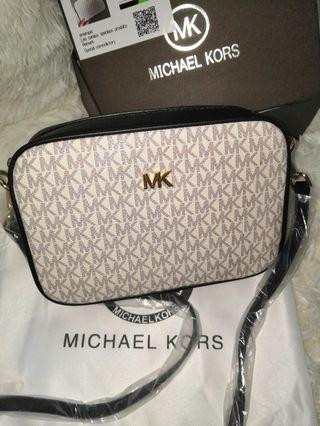 MK camera crossbody bag