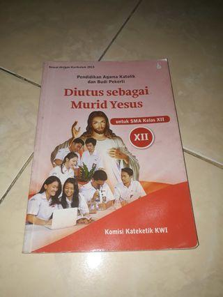 Buku Agama Khatolik kelas 12