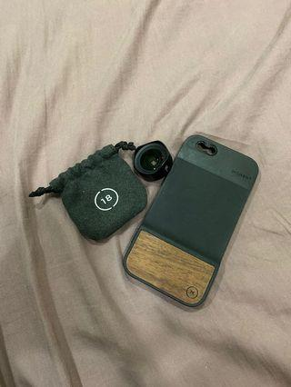 Moment O-Series Wide Lens & Moment Case for iPhone 6 / 6s