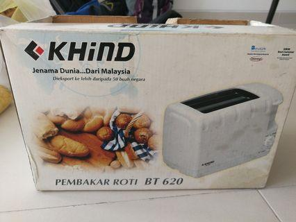 Khind toaster BT620