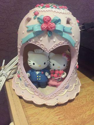 Hello kitty精油燈🌸🌸