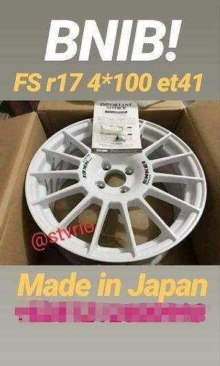 ENKEI RCT4 velg made in japan