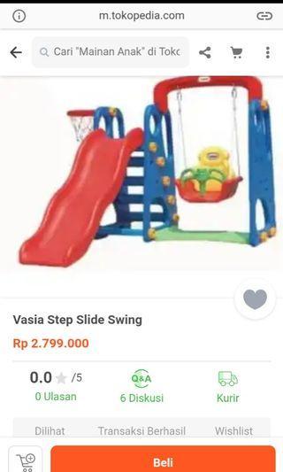 Perosotan/Slide Swing