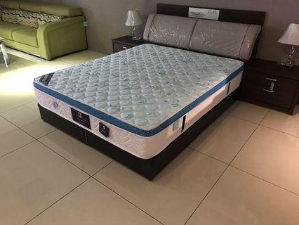 乳膠水冷床墊