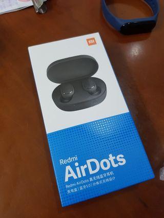 小米Air dots藍牙耳機 三組