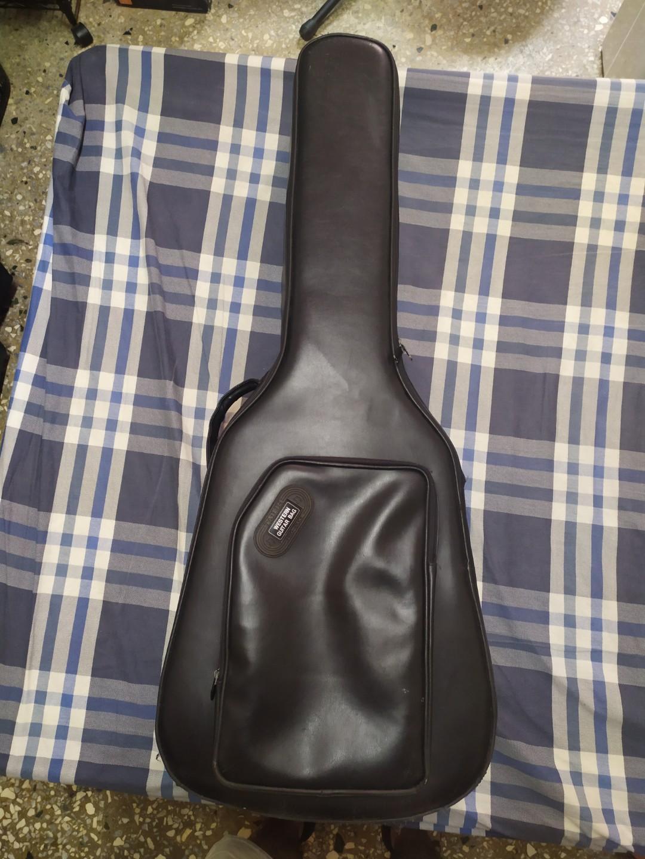 吉他厚袋(8成新)