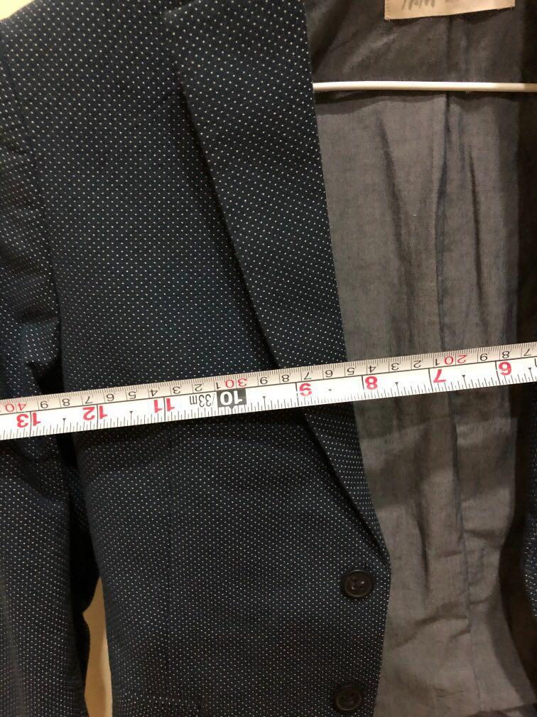 男童西裝 短褲版 H&M 130 9y/o