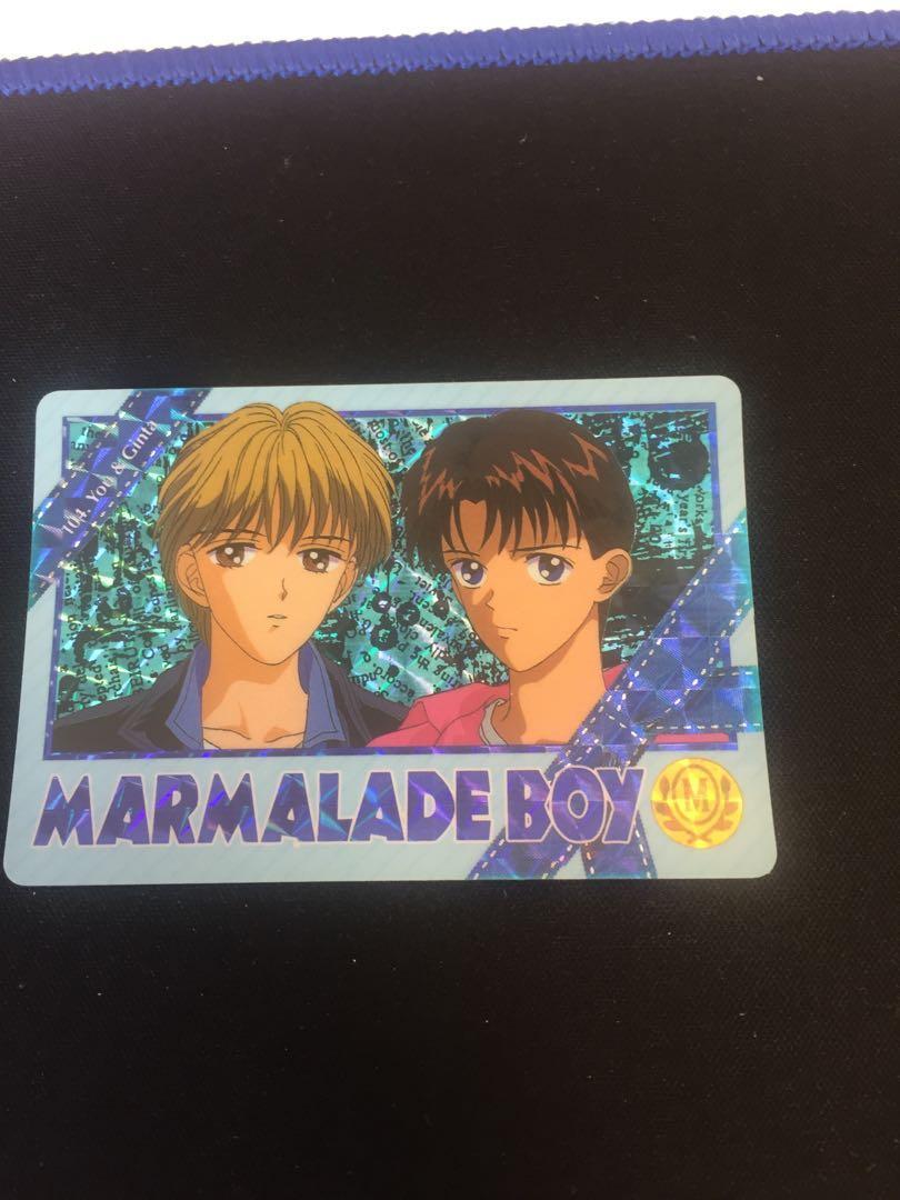 橘子醬男孩 Marmalade 閃咭 1995 日版