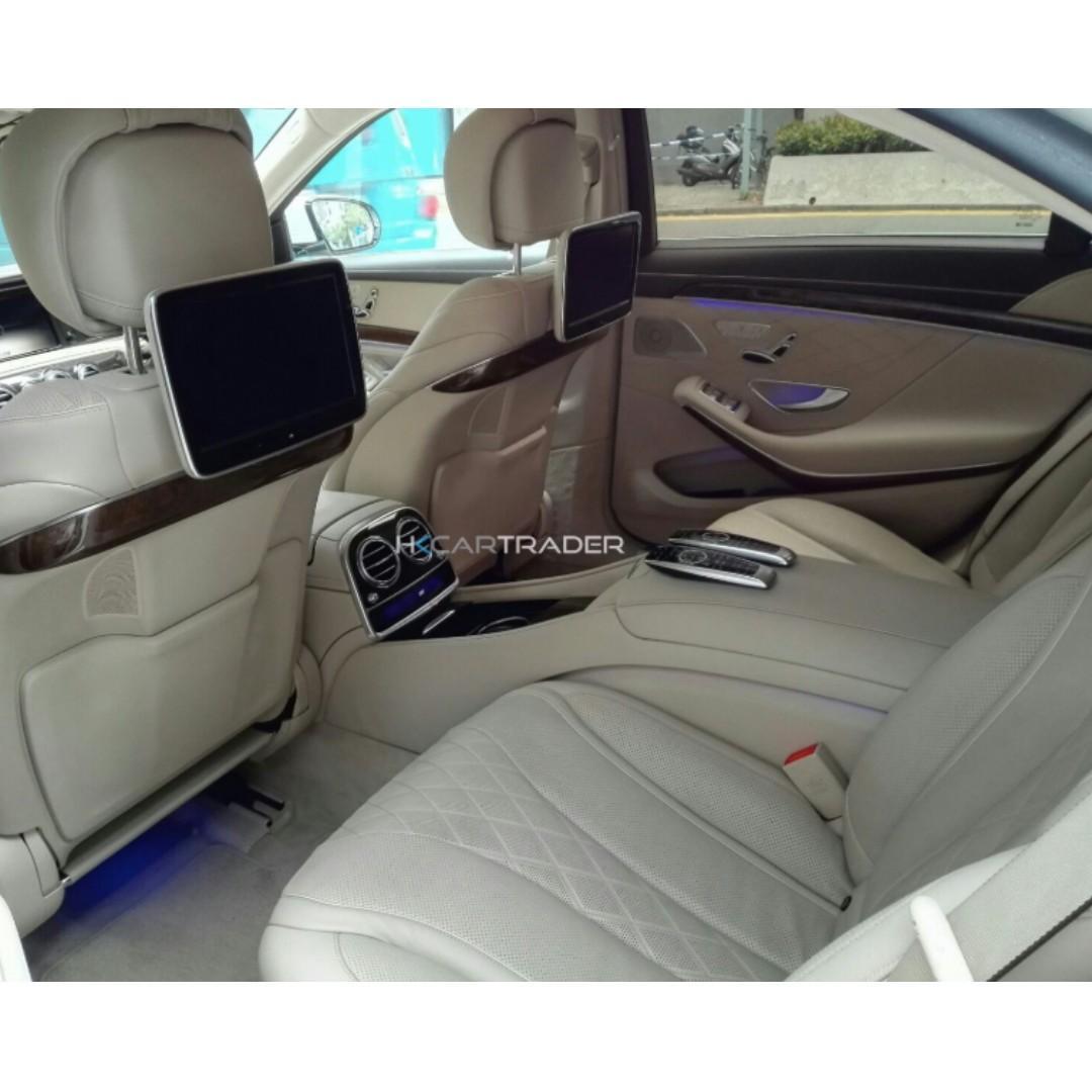 2013 MERCEDES-BENZ S500