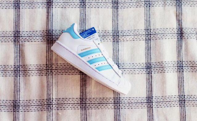 adidas superstar shoes size 36 (GS)