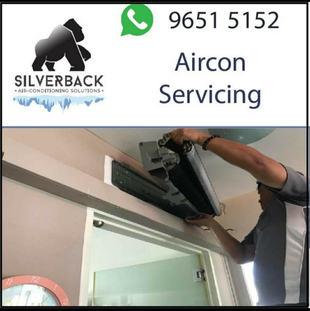 Aircon Servicing $68 for 3 units (PROMO TIL 17th Nov)