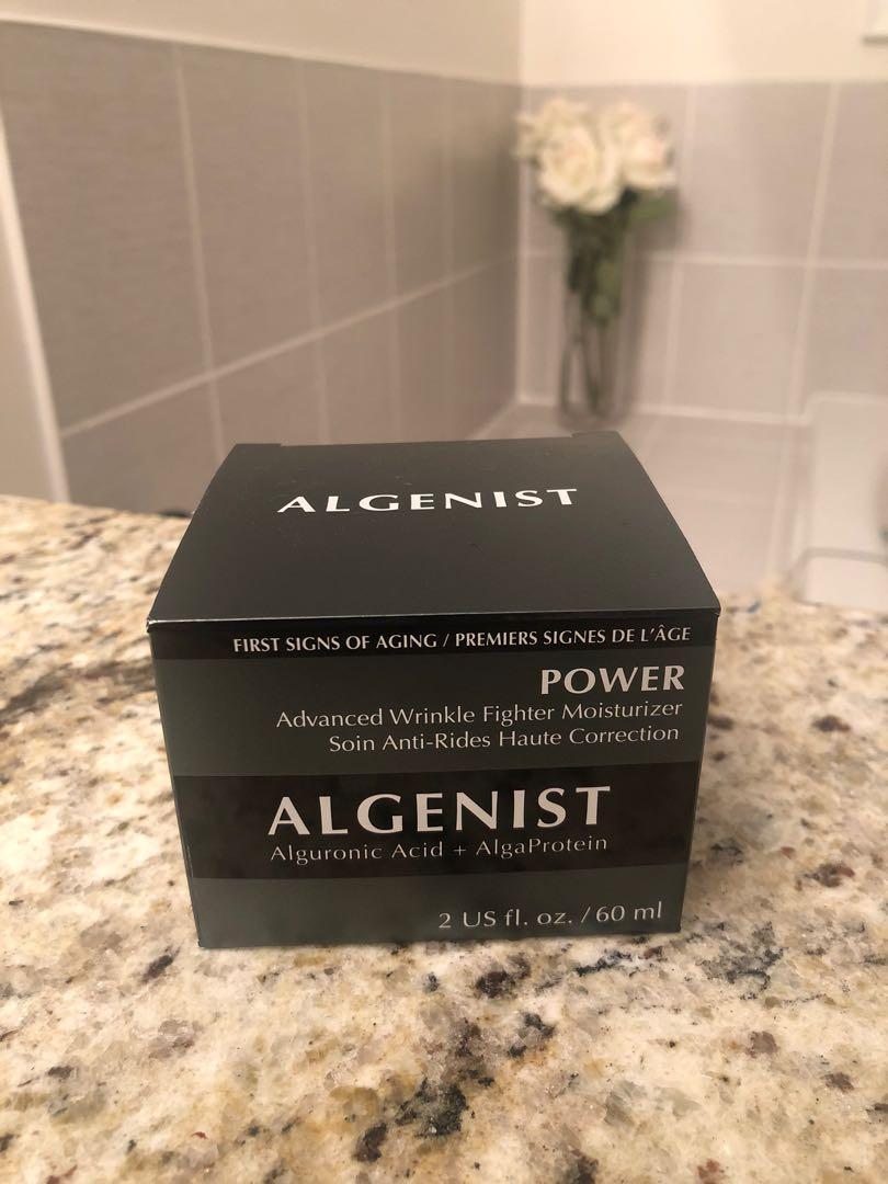 ALGENIST Power Advanced Wrinkle Fighter Moisturizer