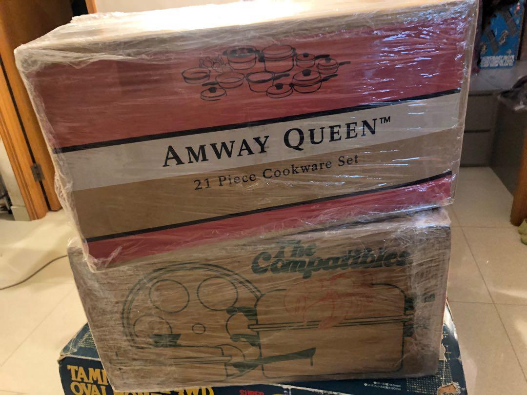 Amway煲套裝