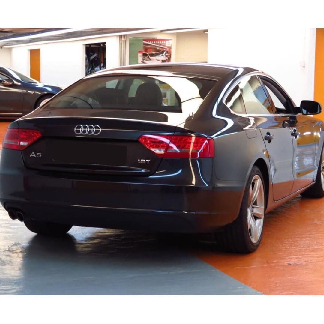 2011 AUDI A5 1.8T