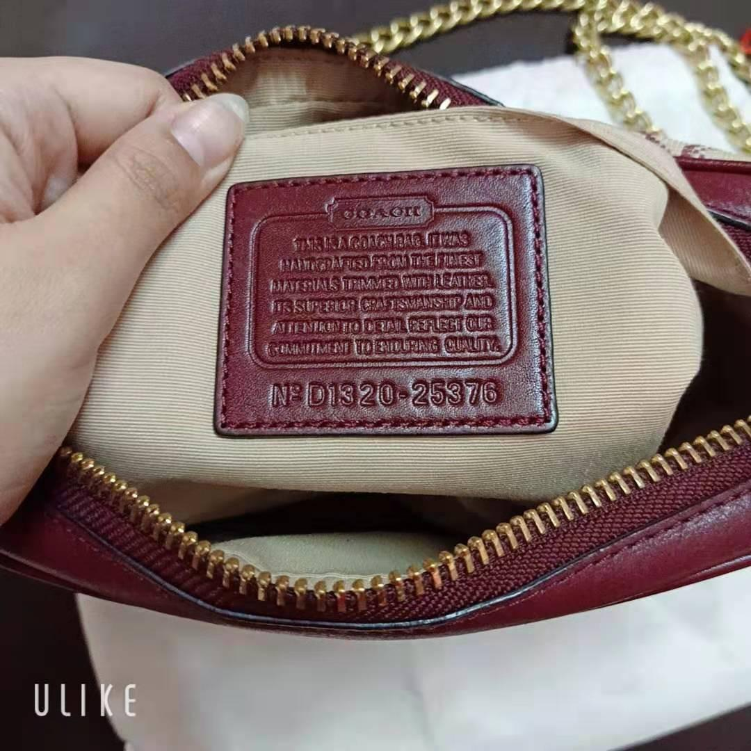 1212 Sales! 412! Fast Deal ! Authentic Coach Sling Bag