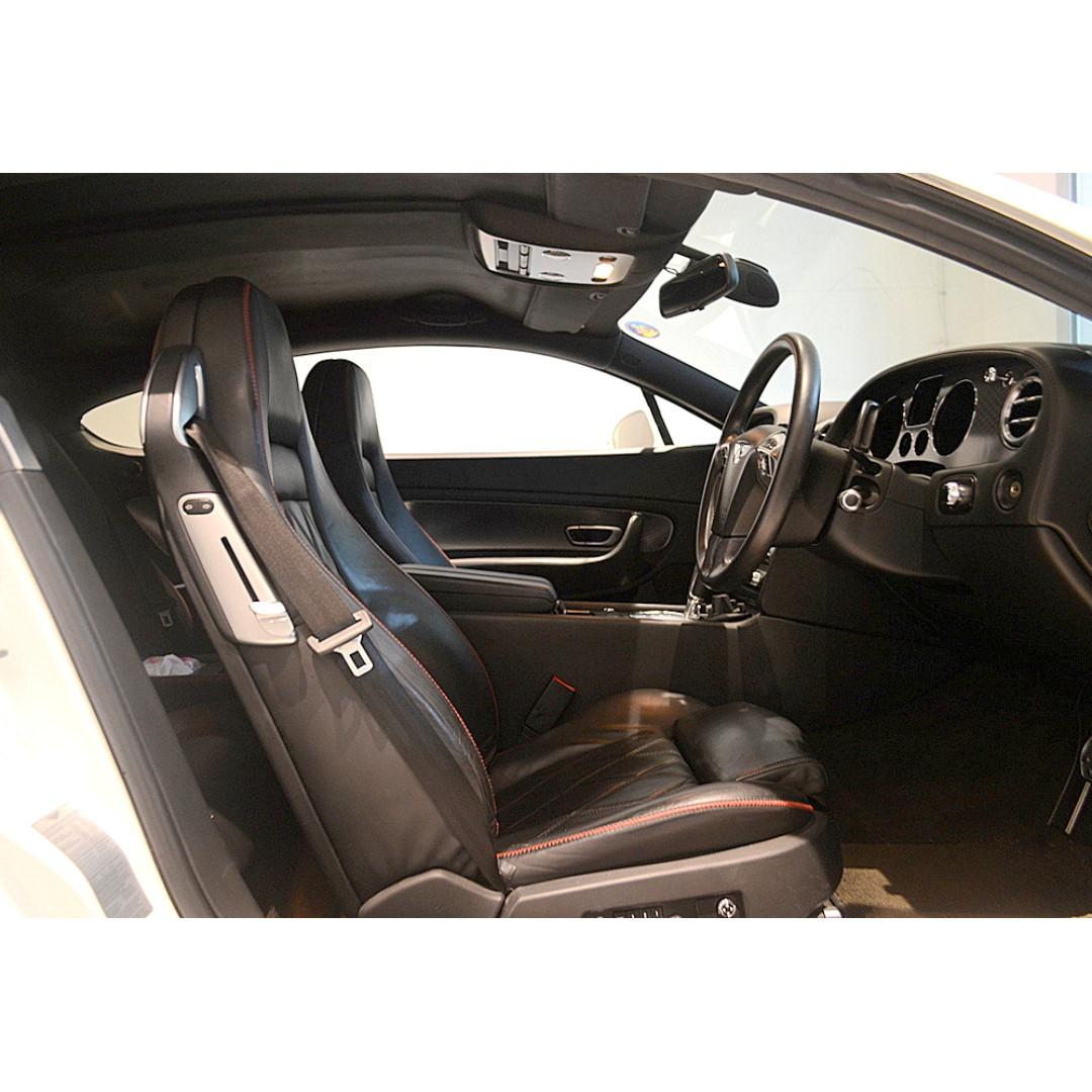 Bentley Continental GT Speed Auto