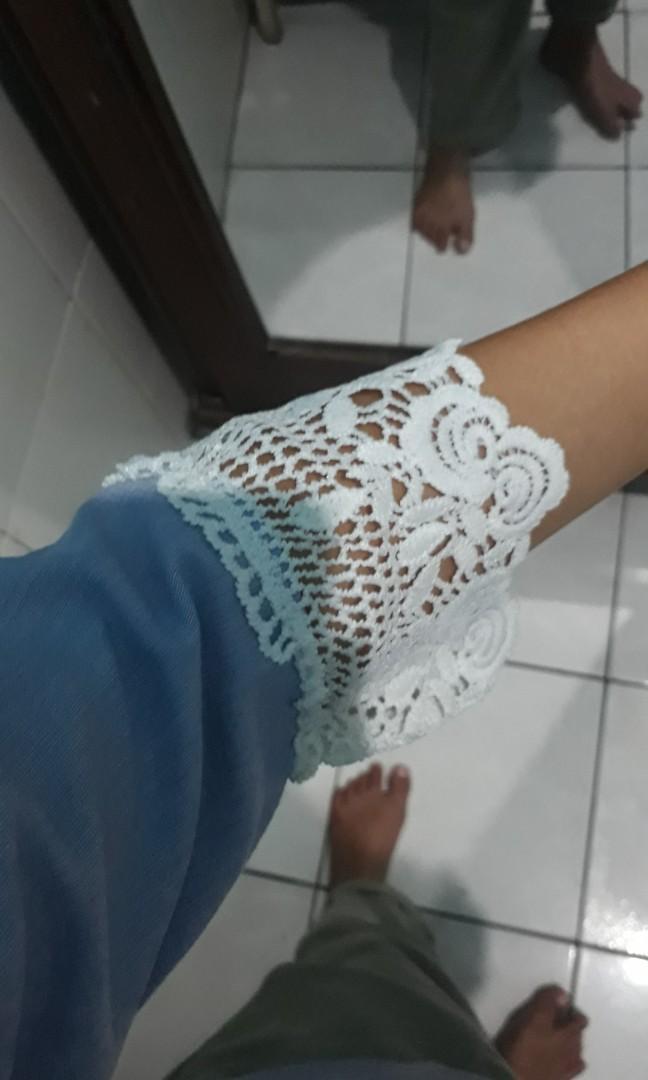 blouse connexion
