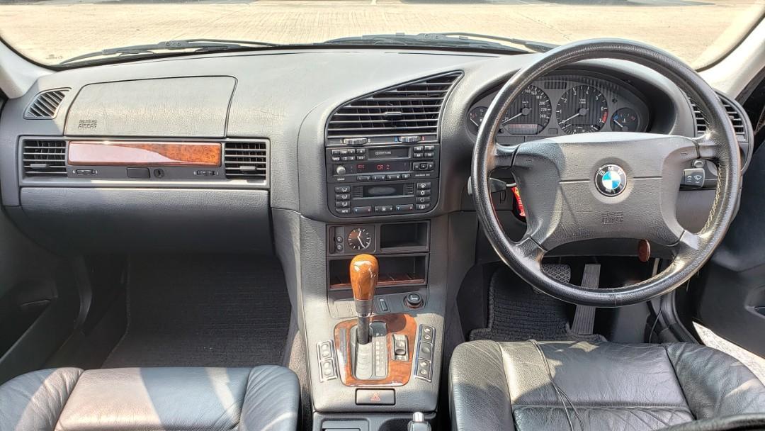 BMW 323I (E36) 1997