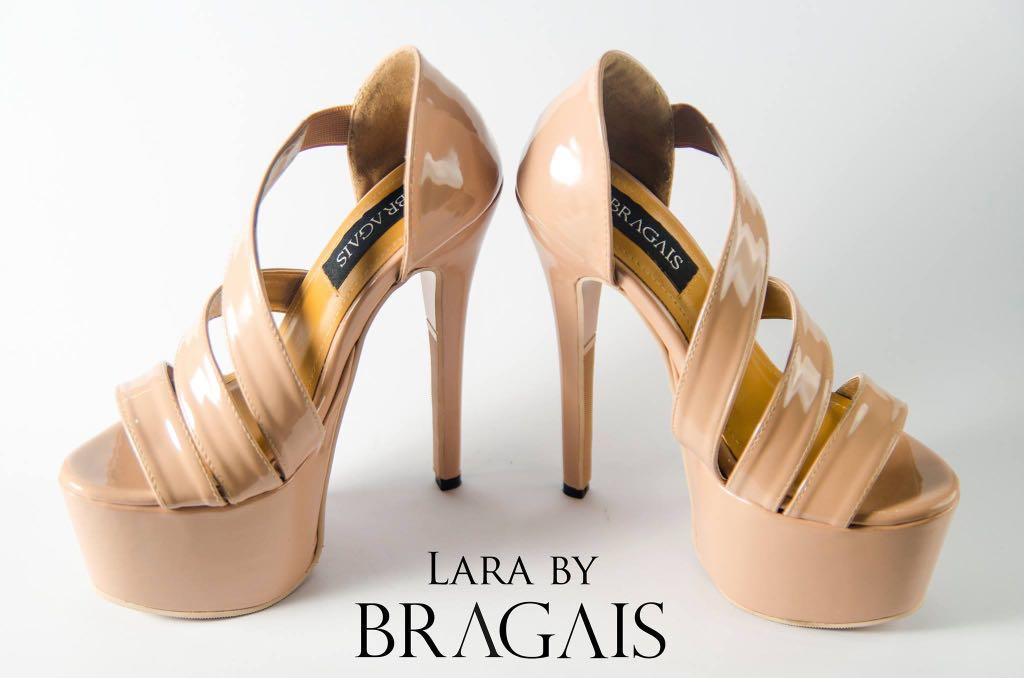 BRAGAIS Pageant Heels- Lara, Women's
