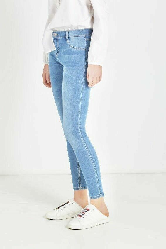 COTTON ON • THE JEGGING •MID RISE • LIGHT WASH JEANS