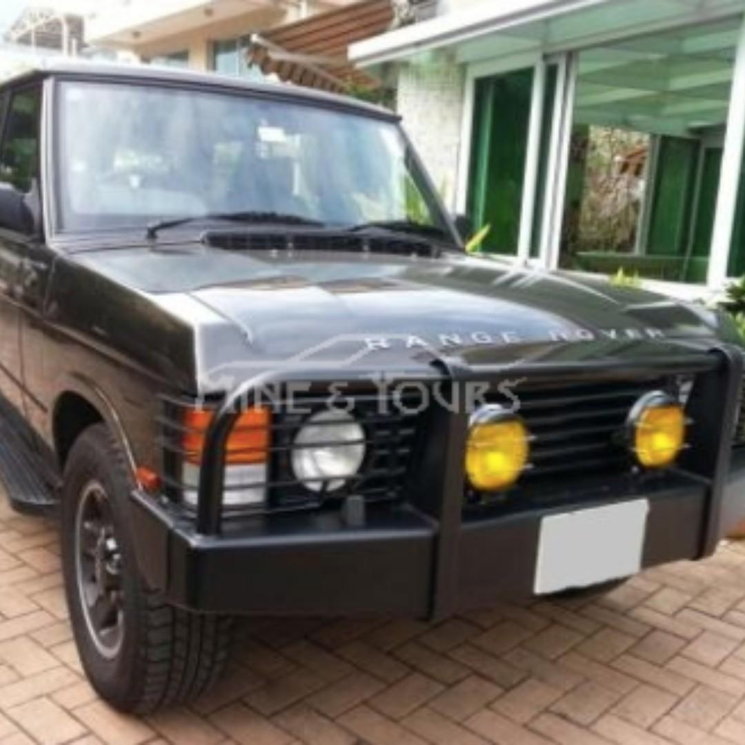1972 Range Rover Discovery Diesel SE (Code 1271)