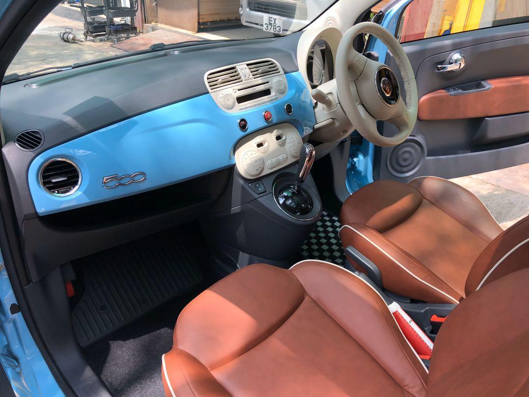 FIAT 500 1.4 2011