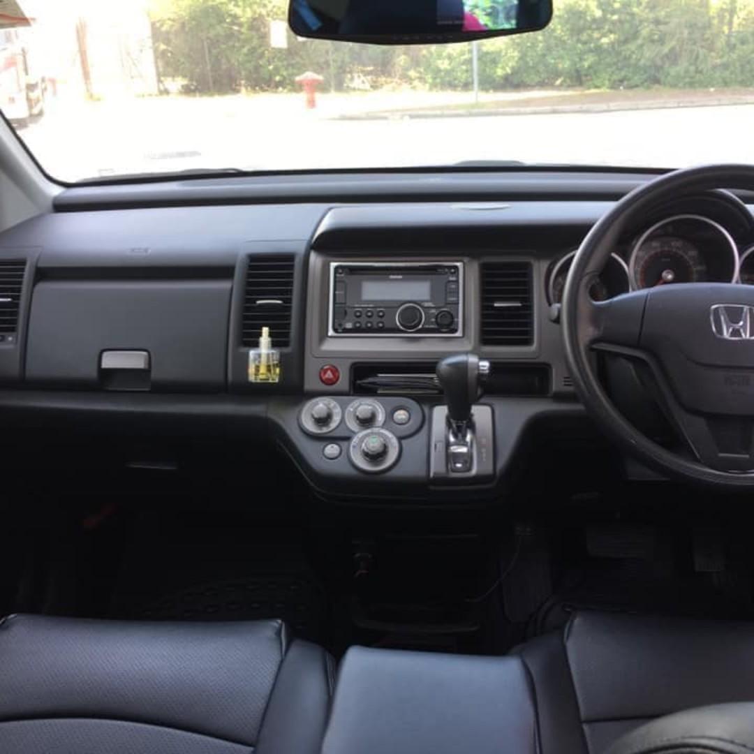 2009 Honda Crossroad 20X 天窗