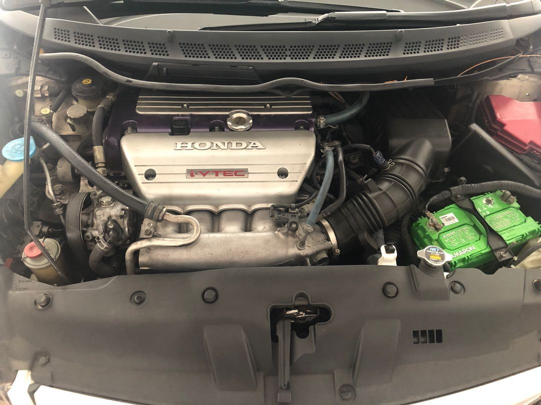 Honda Civic Type R FD2R Manual