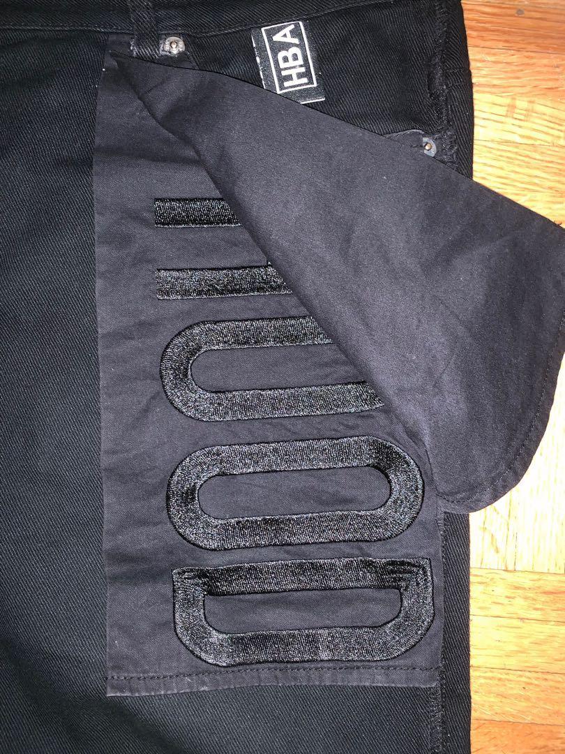 Hood by Air Rare Authentic Punk Pants (Supreme, Louis, Bape)