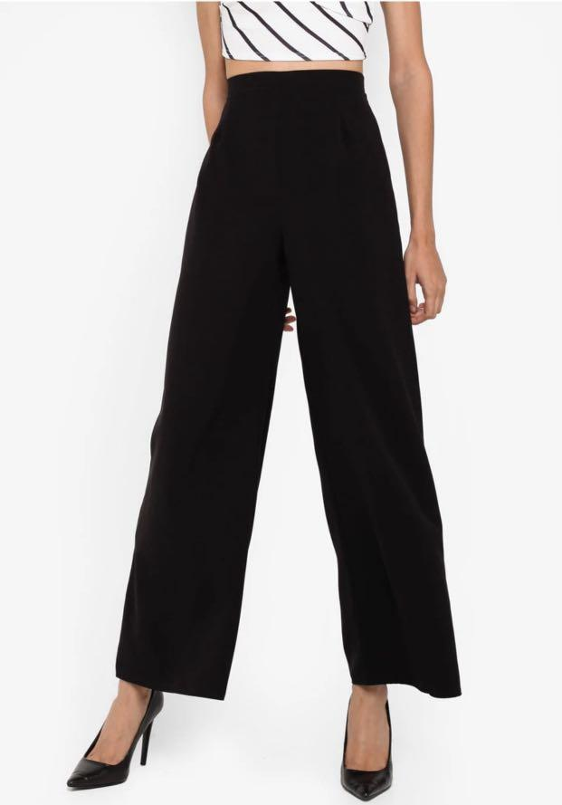 INSTOCK High Waisted Culottes