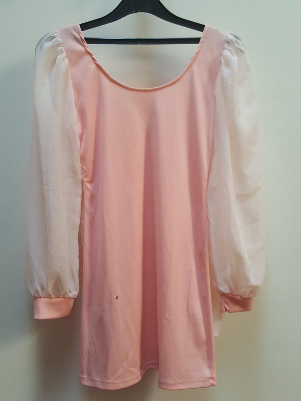 JASMINE Look Peach Dress