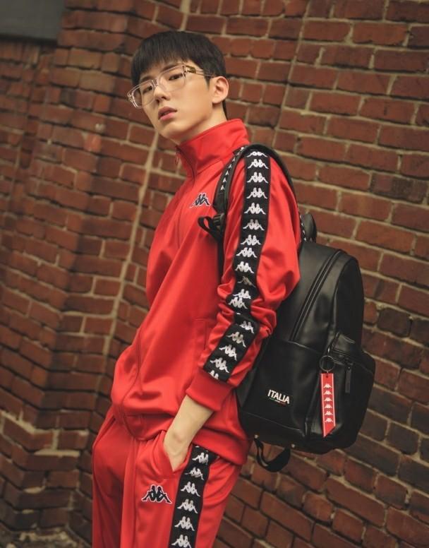 ♡韓國代購♡‼️現貨KAPPA 222 BANDA Jacket串標外套
