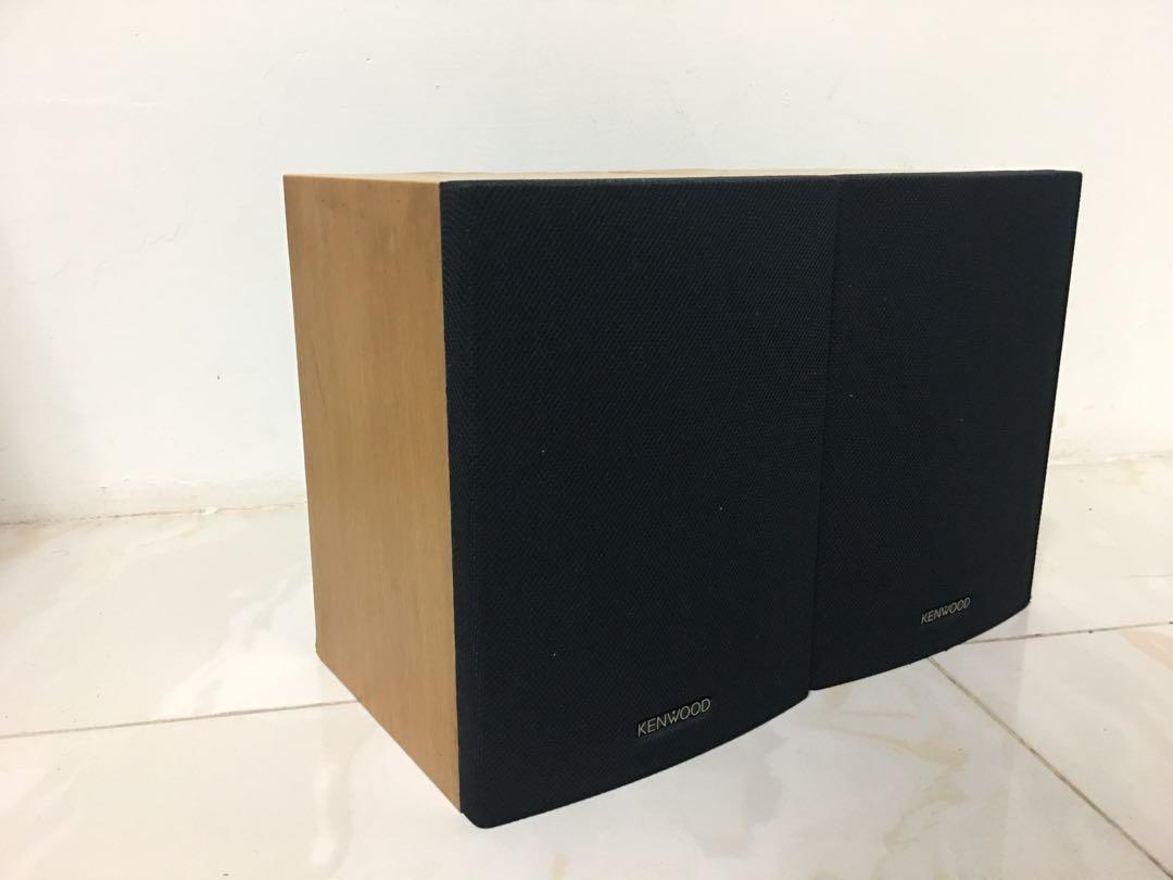 Kenwood cps 177 speakers 主喇叭環繞喇叭音響