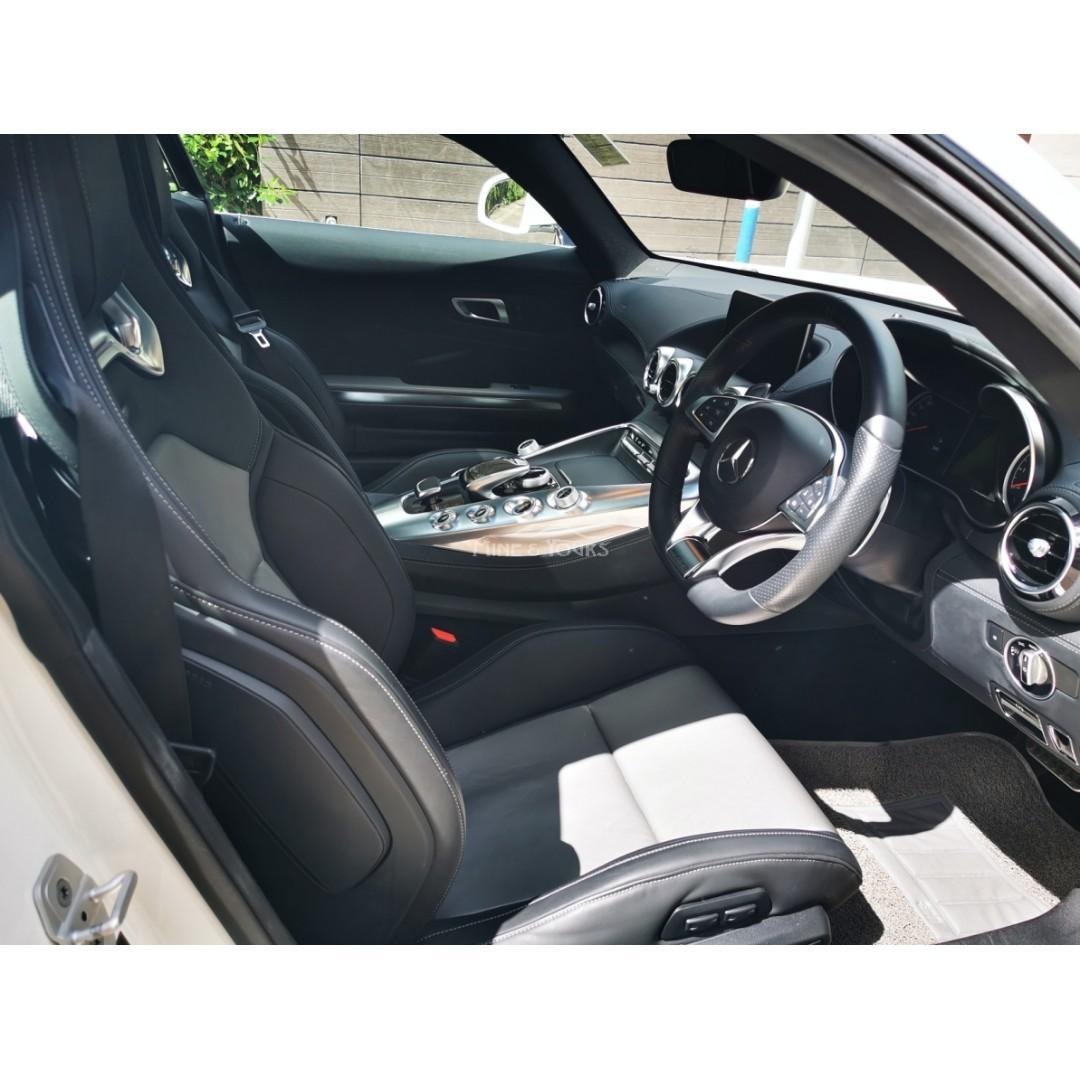 MERCEDES-BENZ AMG GT (2310)