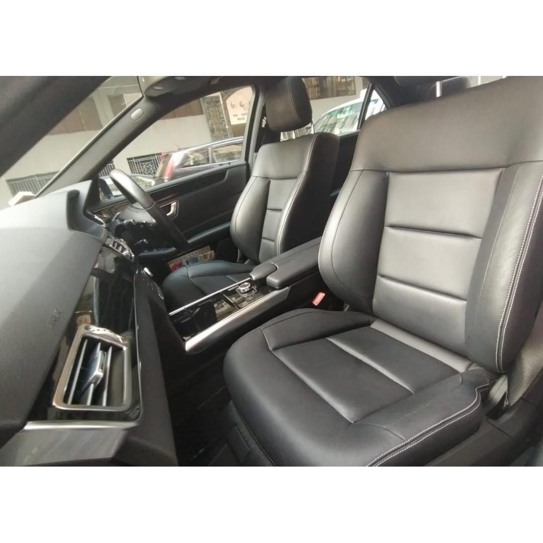 MERCEDES-BENZ E200 AMG 2015