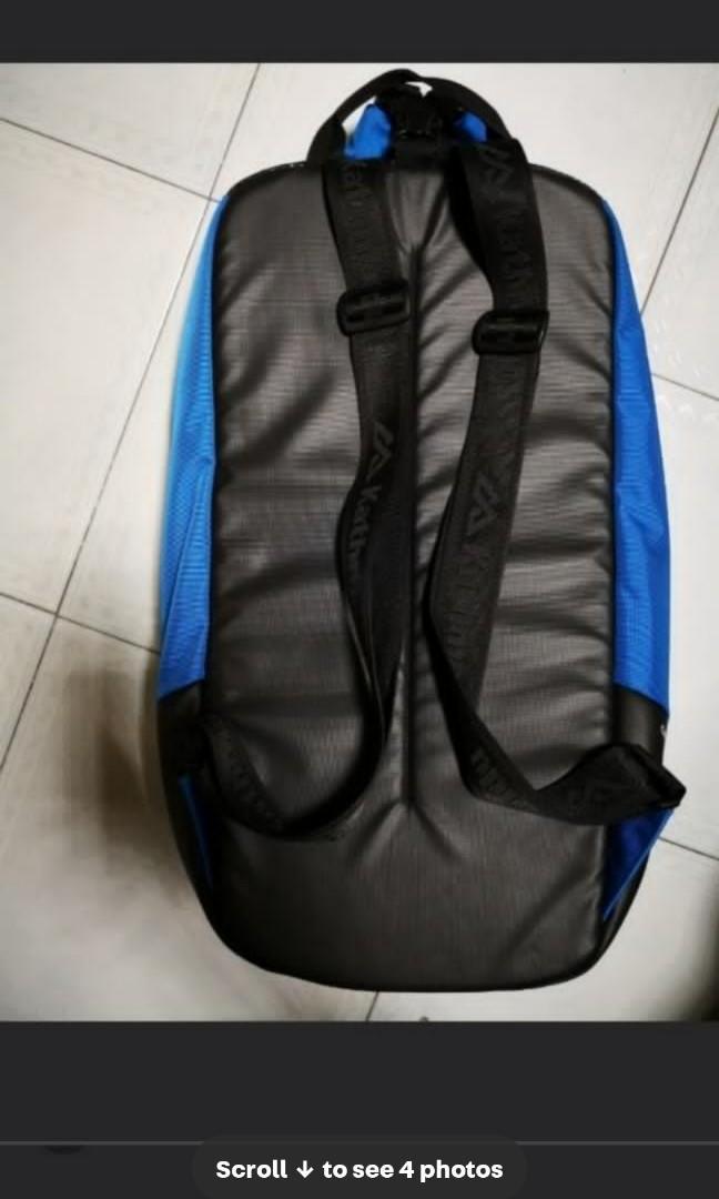 Mint Kathmandu Backpack Duffel Bag